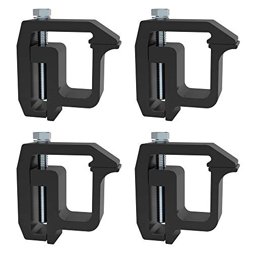 Mounting Clamps Truck Caps Camper Shell for Chevy Silverado Sierra 1500...