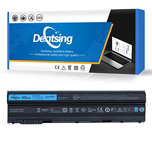 Dentsing 8858X 11.1V 48Wh/4400mAh 6-Cells Laptop Battery Compatible with...