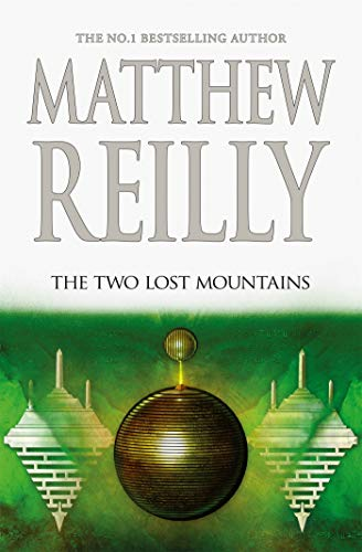 The Two Lost Mountains (Jack West Novels Book 6)
