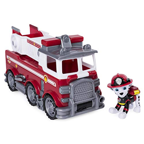 Paw Patrol Ultimate Rescue - Marshall's Ultimate Rescue Fire Truck with...