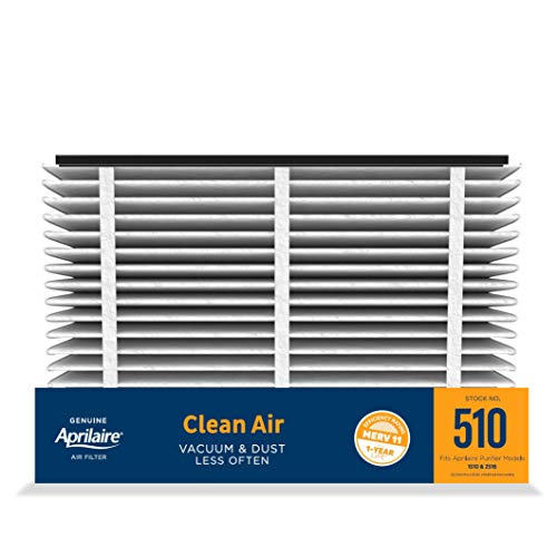 Aprilaire - 510 A1 510 Replacement Air Filter for Whole Home Air Purifiers,...