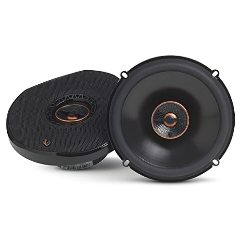 Infinity Reference 6532IX 6-1/2' 2-Way Car Speakers - Pair, 6.5 Inch