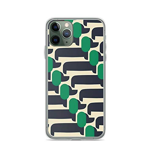Phone Case New Orla Kiely Dogs Design Compatible with iPhone 6 6s 7 8 X Xs...
