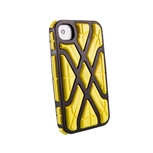 G-Form XTREME X Ruggedized Protective Case for Apple iPhone 4 & 4S (Black...