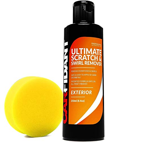 Carfidant Scratch and Swirl Remover - Ultimate Car Scratch Remover - Polish...