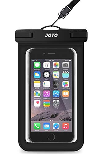 JOTO Universal Waterproof Pouch Cellphone Dry Bag Case for iPhone 12 Pro...