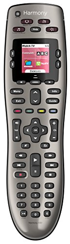 Logitech Harmony 650 Infrared All in One Remote Control, Universal Remote...