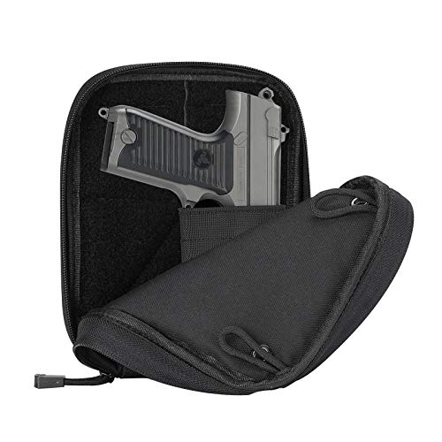 ProCase Concealed Gun Pouch, Multipurpose Carry Pistol Holster Fanny Pack...