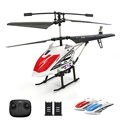 DEERC DE51 Remote Control Helicopter Altitude Hold RC Helicopters with Gyro...