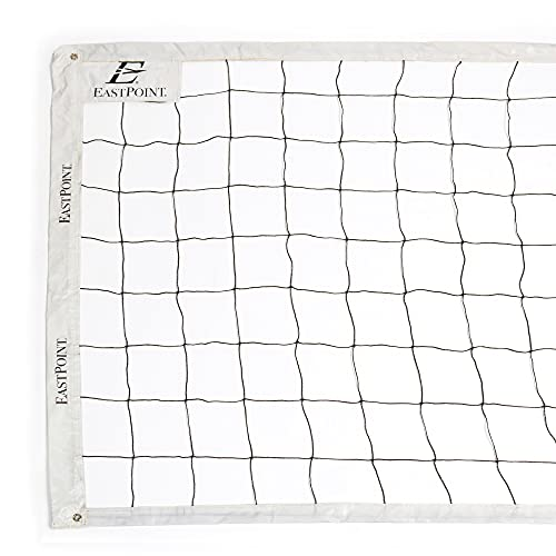 EastPoint Sports Replacement Volleyball Net with High Strength Cable,...