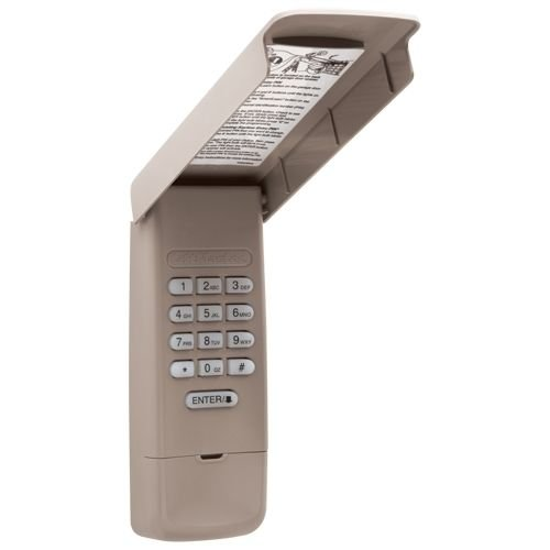 877MAX Liftmaster Keyless Entry Keypad, 377LM,977LM Compatible, 315mhz,...