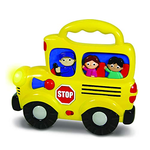 The Learning Journey Early Learning - Wheels On the Bus - Baby & Toddler...