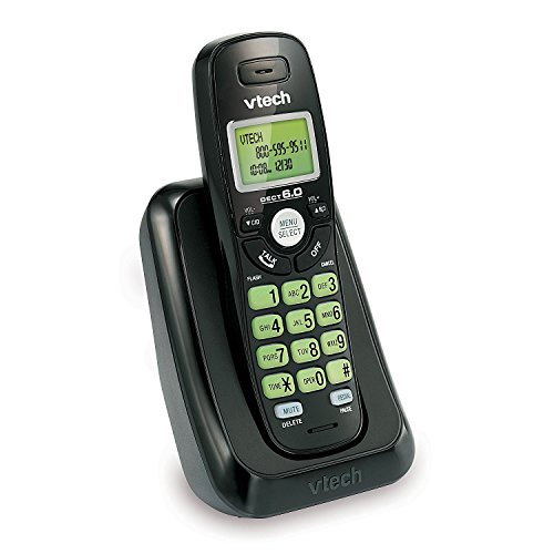 VTech VA17141BK Dect 6.0 Cordless Phone with Caller Id, Wall-Mountable,...