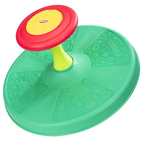 Playskool Sit 'n Spin Classic Spinning Activity Toy for Toddlers Ages...