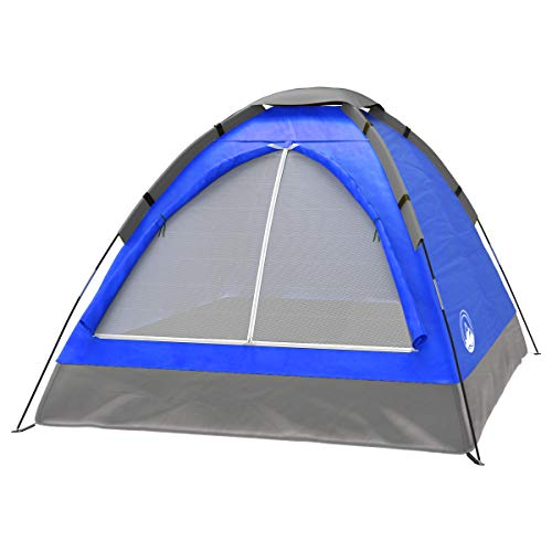 2 Person Tent – Rain Fly & Carrying Bag – Lightweight Dome Tents for...