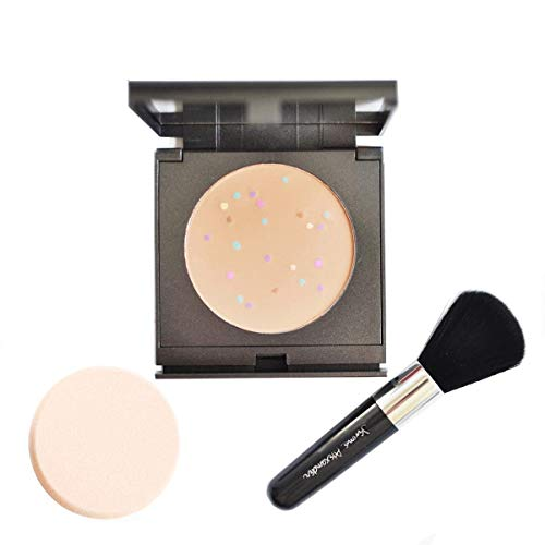 Magic Minerals by Jerome Alexander Mineral Powder Foundation with Color...