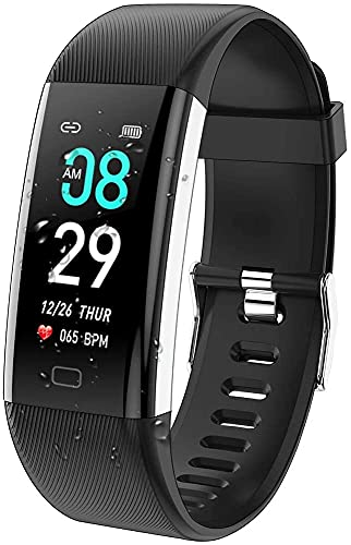 ANCwear Fitness Tracker Watch, F07 Activity Tracker Health Exercise Watch...