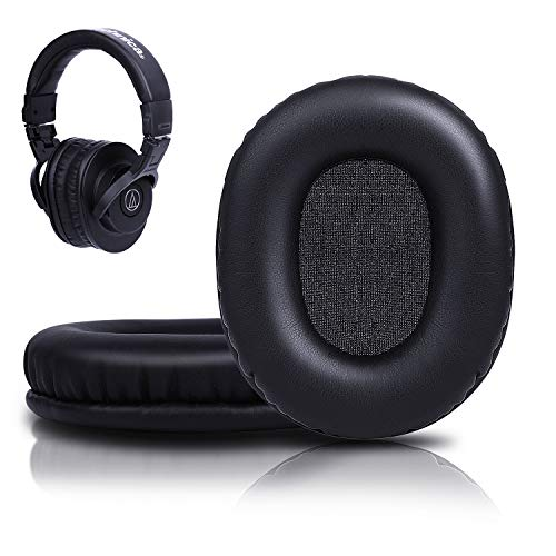 SOULWIT Ear Pads Cushions Replacement, Earpads Compatible with Audio...