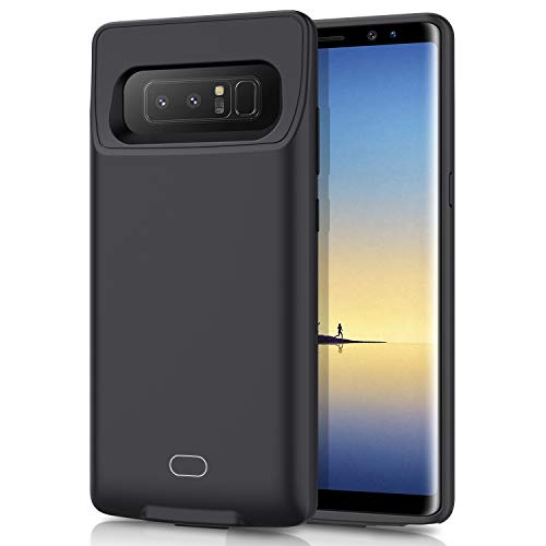 Galaxy Note 8 Battery Case 7000mAh HETP Portable Rechargeable External...