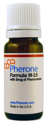 Pherone Formula M-15 Pheromone Cologne for Men to Attract Women, with Pure...