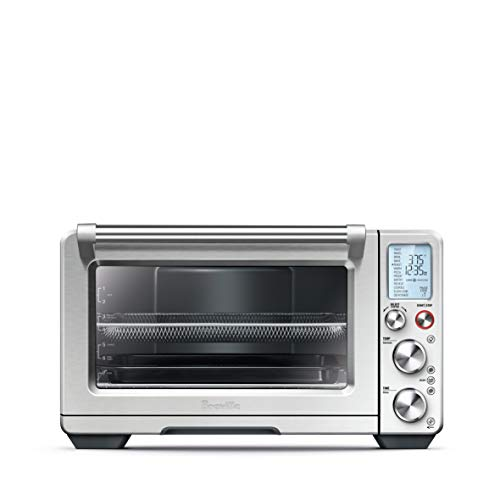 Breville BOV900BSS the Smart Oven Air Fryer Pro, Countertop Convection...