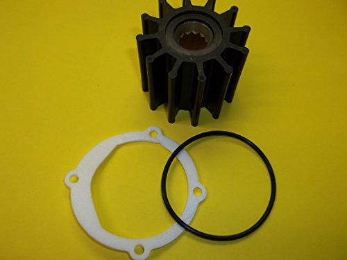 RELIABLE PARTS SYSTEMS Water Pump Impeller for Volvo Penta 3.0 4.3 5.0 5.7...