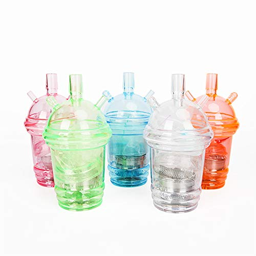 Portable Hookah Cup Set with LED Light and Shisha Accessories. New Easy to...