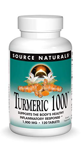 Source Naturals Turmeric 1000, Supports The Body's Healthy Inflammatory...
