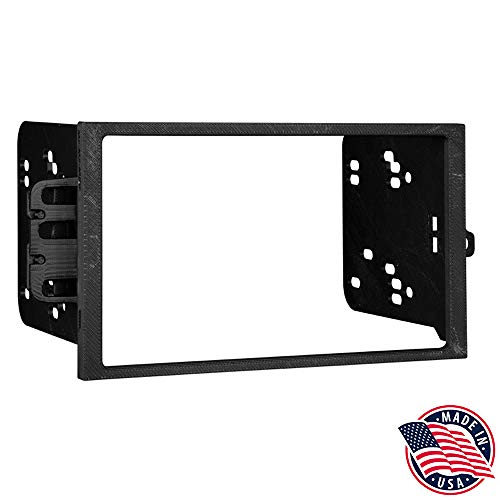 Metra Electronics 95-2001 Double DIN Installation Dash Kit for Select 1994...