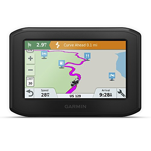 Garmin zumo 396 LMT-S, Motorcycle GPS with 4.3-inch Display, Rugged Design...