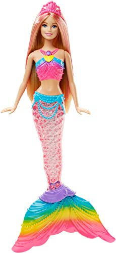 Barbie Doll Mermaid with Light-up Tail! [Amazon Exclusive]