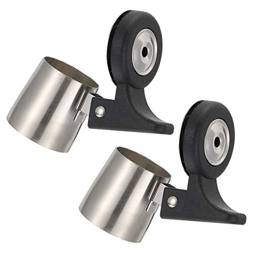 DOITOOL 2PCS Kettle Whistles Replacements, Stainless Steel Flute...
