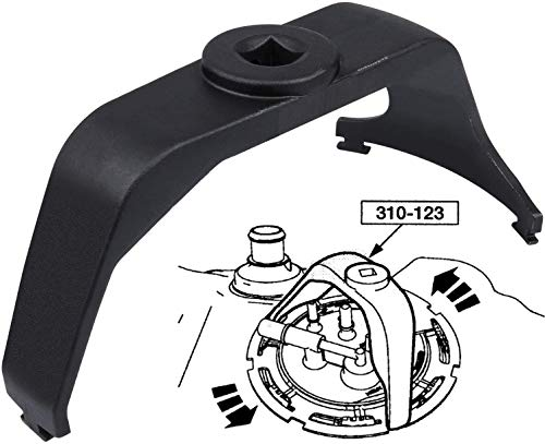 Yoursme 6599 Fuel Tank Lock Ring Tool Fuel Pump Senders Removal Install...