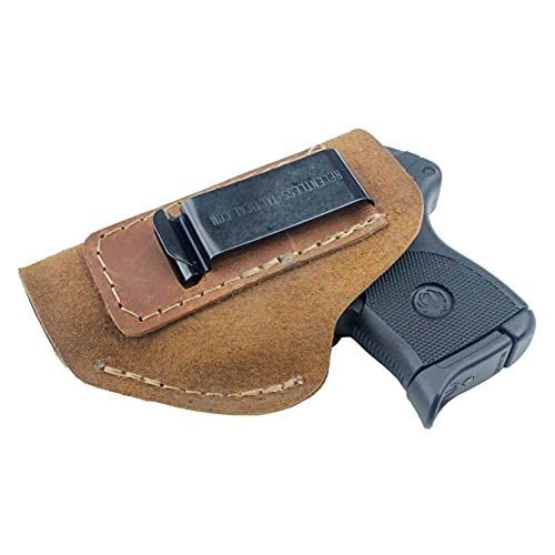 Relentless Tactical The Ultimate Suede Leather IWB Holster - Made in USA -...