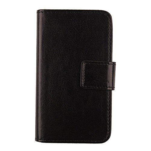Gukas Color Design PU Wallet Flip Leather with Card Slots Cover Skin...