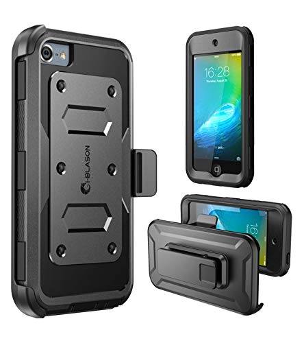 i-Blason Armorbox Case Designed for iPod Touch 7/6/5, Full Body Case with...
