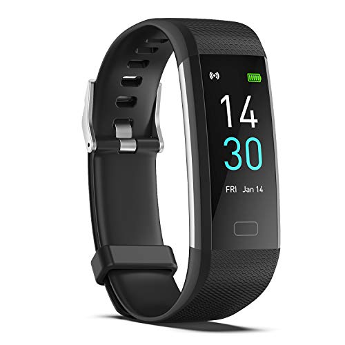 ENGERWALL Fitness Tracker with Step Counter /Calories /Stopwatch,Activity...