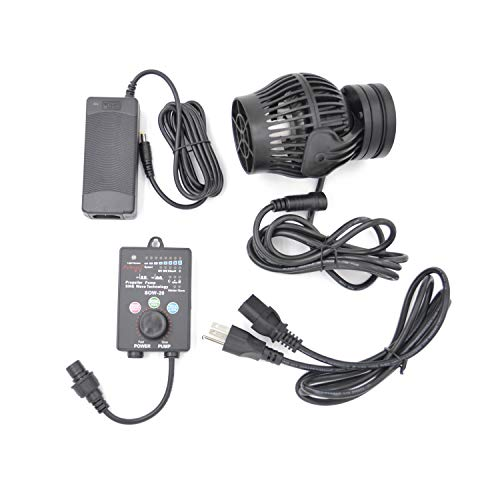 Jebao SOW Wave Maker Flow Pump with Controller for Marine Reef Aquarium...