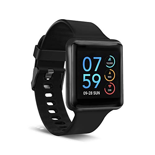 iTouch Air SE Smartwatch Fitness Tracker Heart Rate Step Counter Sleep...