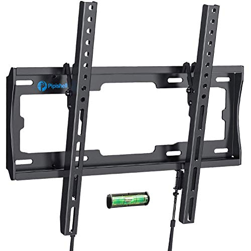 Tilt TV Wall Mount Bracket Low Profile for Most 23-55 Inch LED LCD OLED...