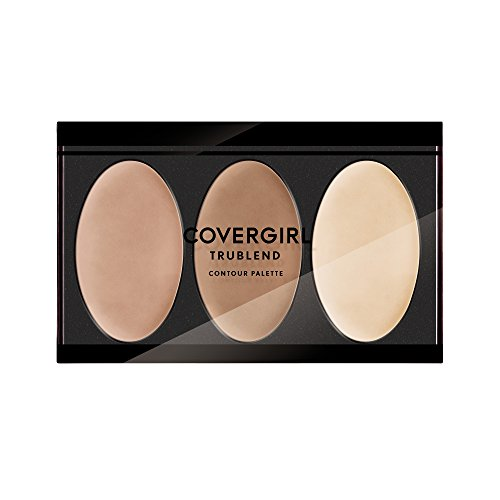 COVERGIRL Trublend Contour Palette Light 0.28 Oz, 0.161 Pound (packaging...