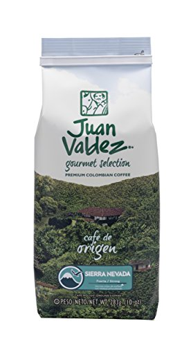 JUAN VALDEZ Colombian Flavored Fairtrade Strong Coffee | Café Colombiano...
