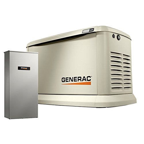 Generac 70432 Home Standby Generator Guardian Series 22kW/19.5kW Air Cooled...