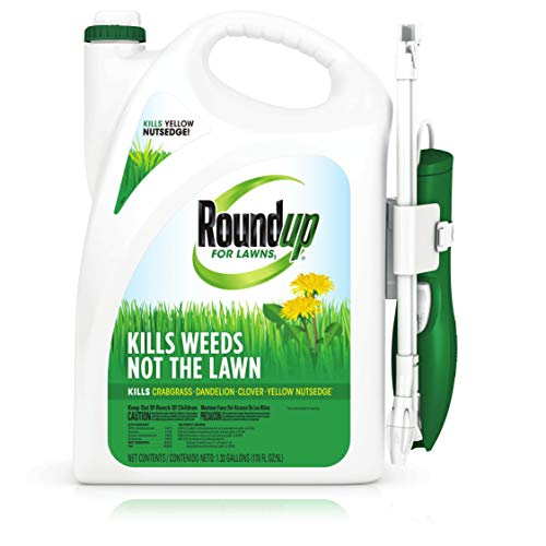Roundup For Lawns1Ready to Use - All-in-One Weed Killer for Lawns, Kills...