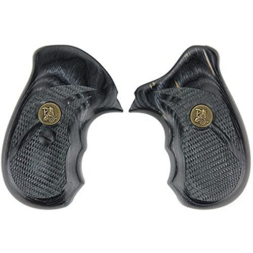 Pachmayr 63001 Renegade Wood Laminate Pistol Grips, Smith & Wesson J Frame,...
