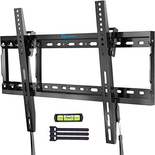 Tilt TV Wall Mount Bracket Low Profile for Most 37-70 Inch LED LCD OLED...