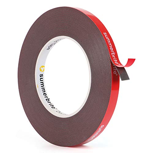 Double Sided Tape Heavy Duty, HitLights Two Sided Adhesive Tape Picture...