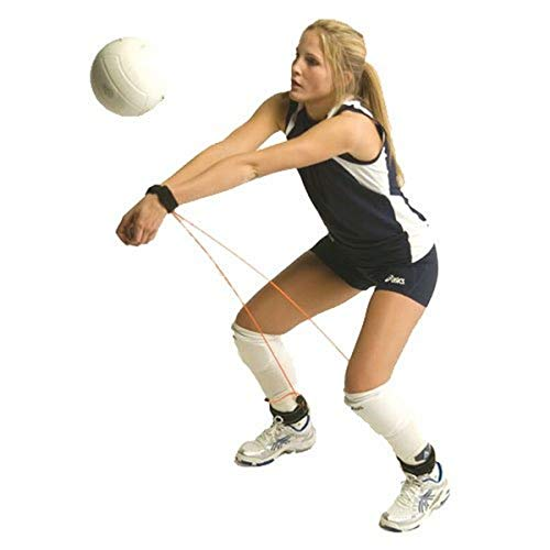 Tandem Sport Pass Rite, Volleyball Training Aid Resistance Band, Prevents...