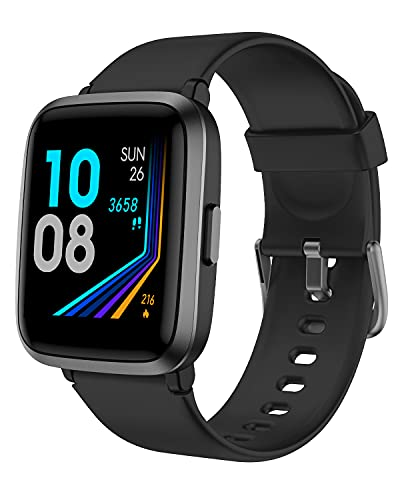 YAMAY Smart Watch, Watches for Men Women Fitness Tracker Blood Pressure...