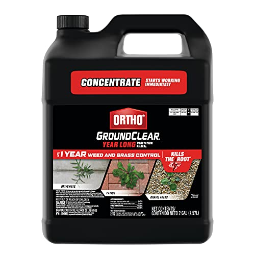 Ortho GroundClear Year Long Vegetation Killer1 - Concentrate, Visible...